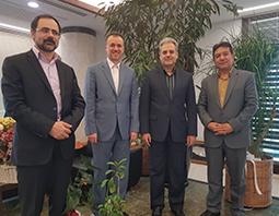 والیزاده، سرپرست مرکز روابط عمومی و اطلاع رسانی وزارت جهادکشاورزی شد