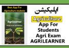اپلیکیشن Agriculture App For Students Agri Exam AGRILEARNER