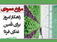 مزارع عمودی راهکار امروز برای تأمین غذای فردا