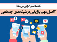 3 اصل مهم بازاریابی در شبکههای اجتماعی