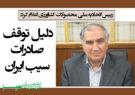 دلیل توقف صادرات سیب ایران