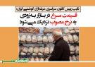 قیمت مرغ در بازار بهزودی به نرخ مصوب نزدیک میشود
