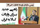 راهی جدید برای واردات کالا به ایران